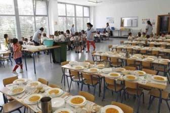 UGT denuncia la invisibilidad de los trabajadores de los comedores ...